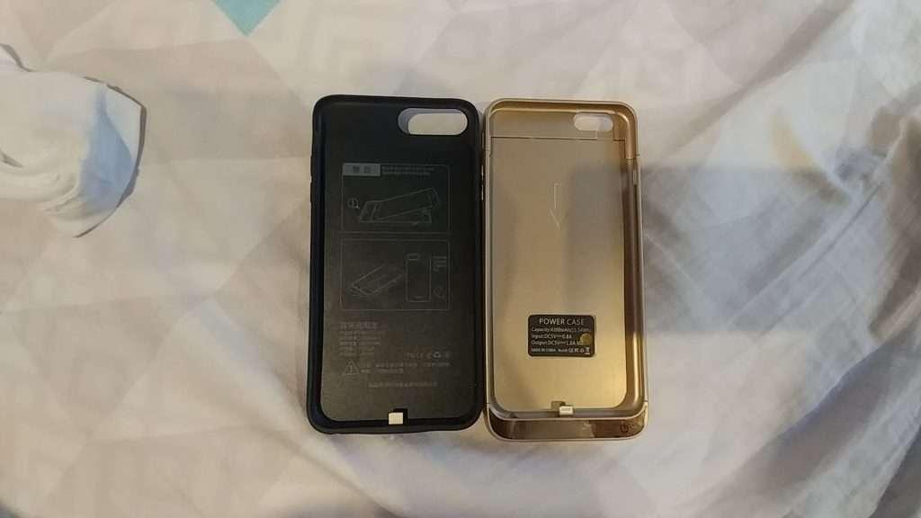 front case