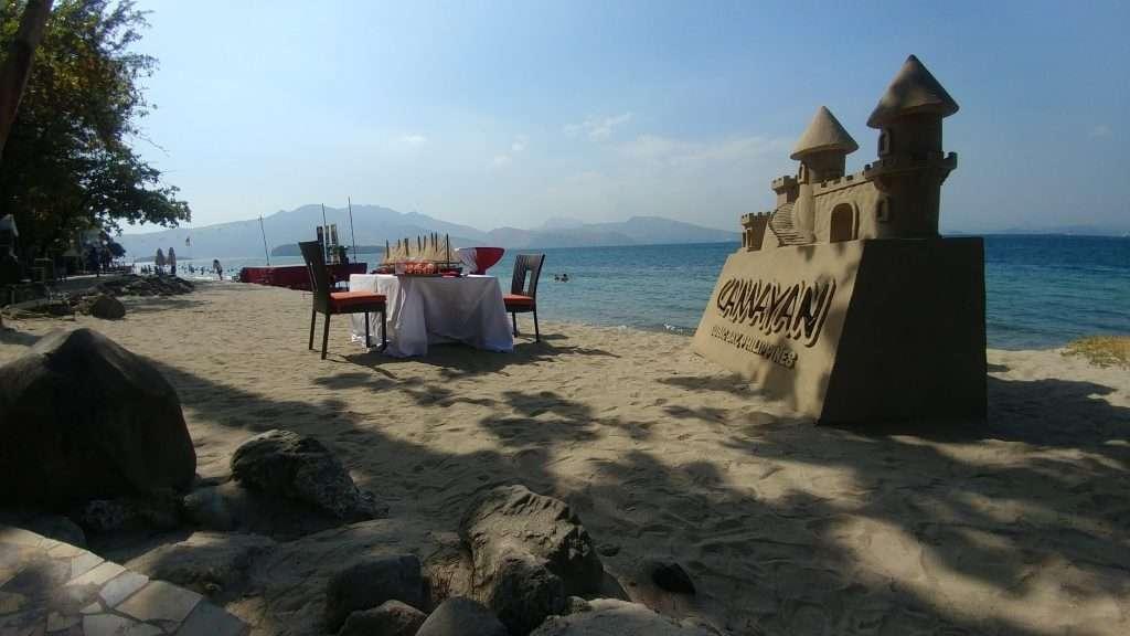 Beachfront Camayan