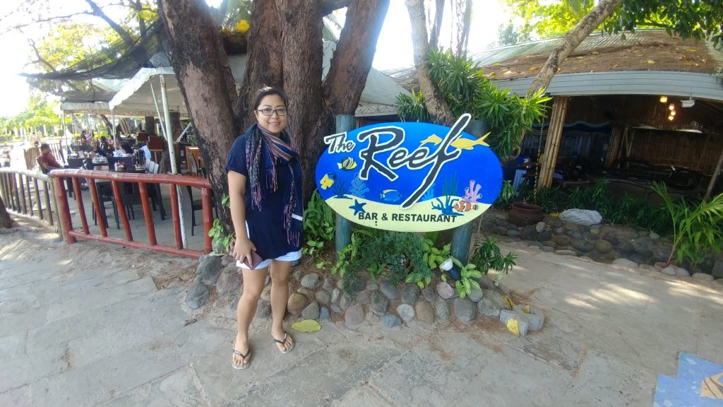 The Reef at The Camayan