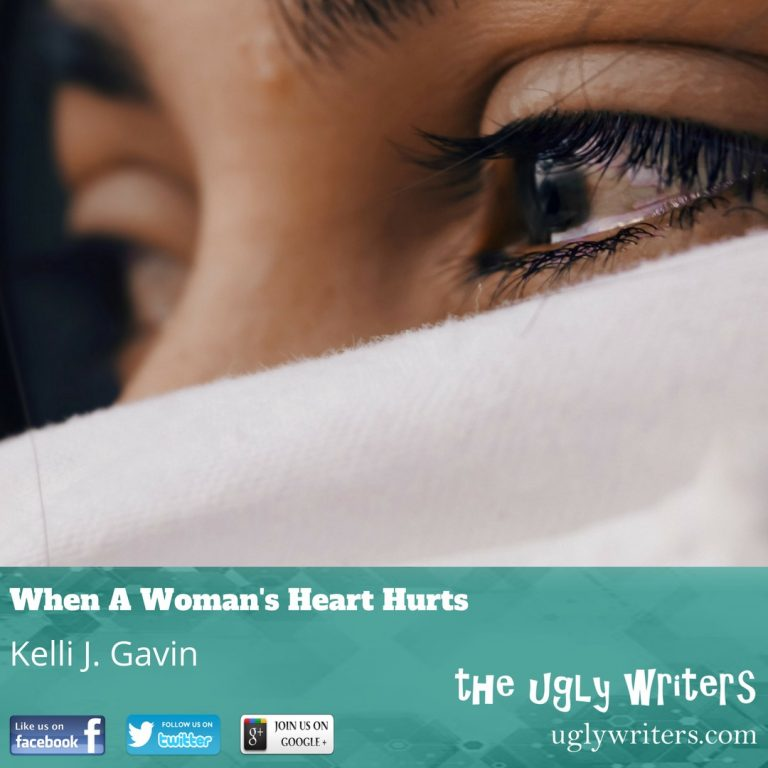 When a Woman's Heart Hurt
