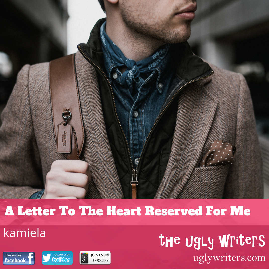 letter to the heart reserved for me