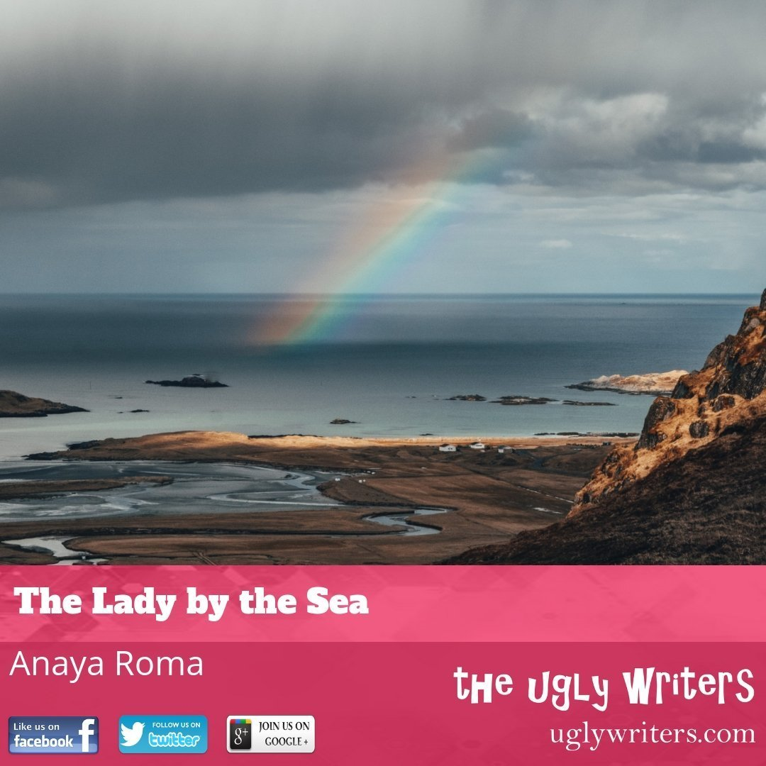 the lady by the sea