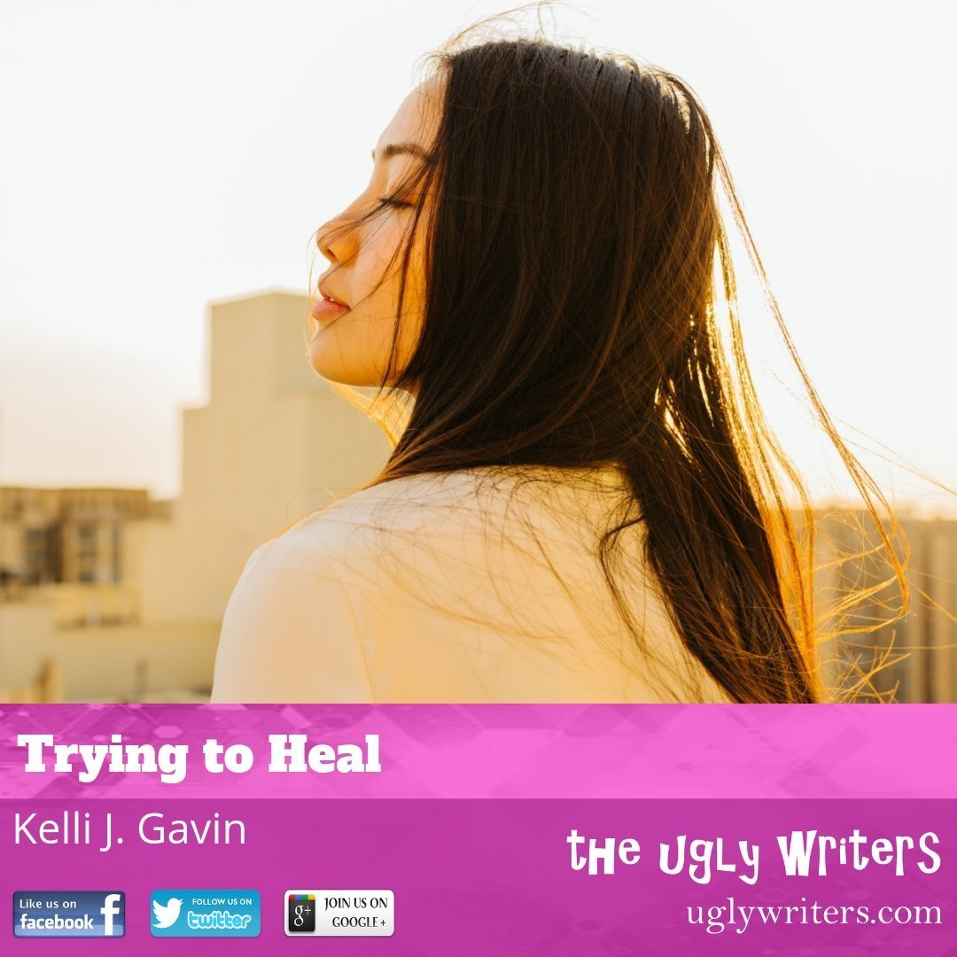 trying to heal