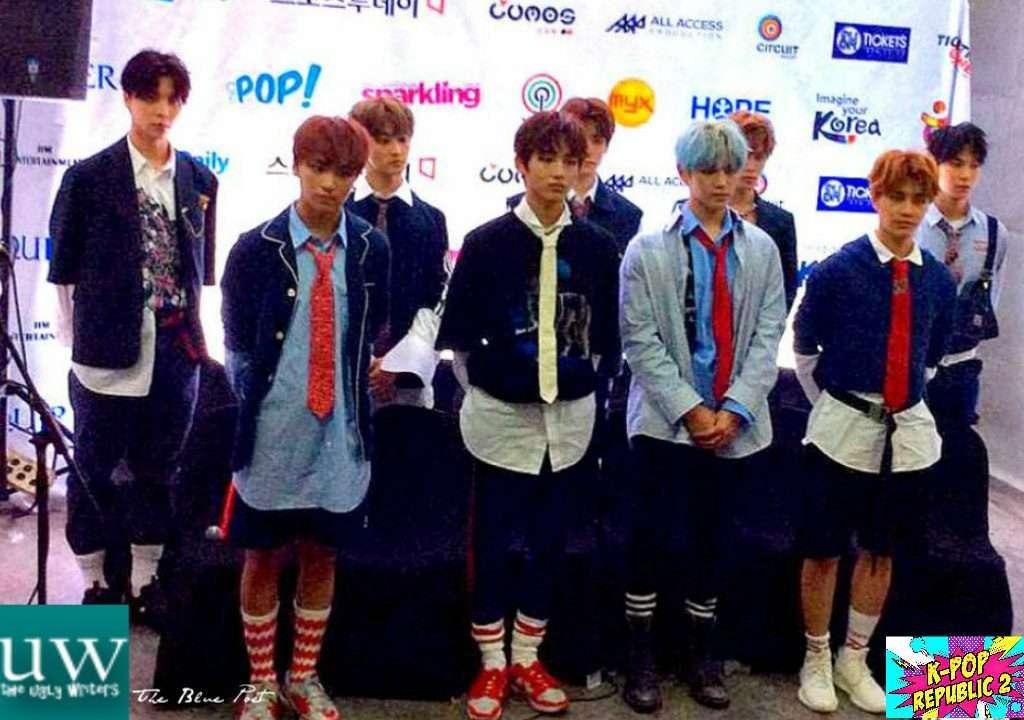 k-pop republic boys