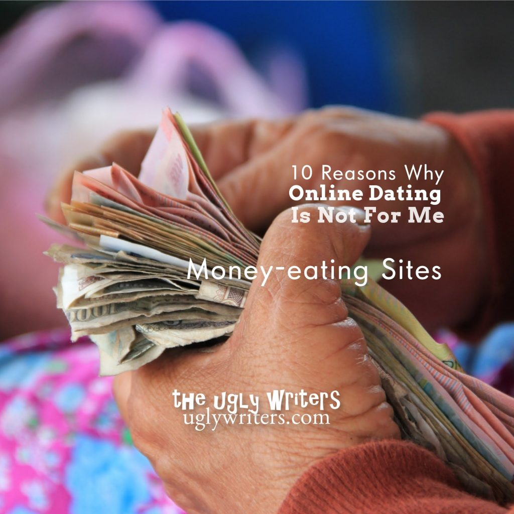 Money-eating Sites