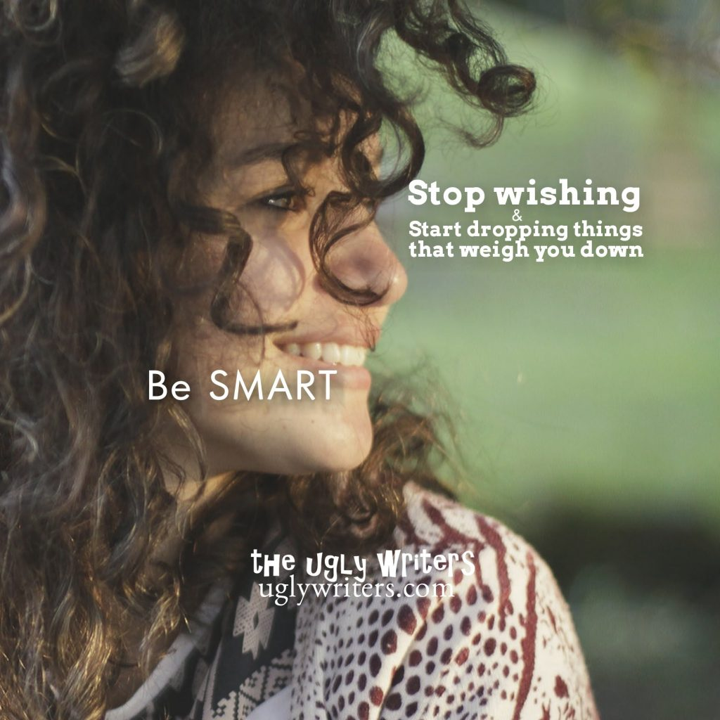 Be Smart theuglywriters