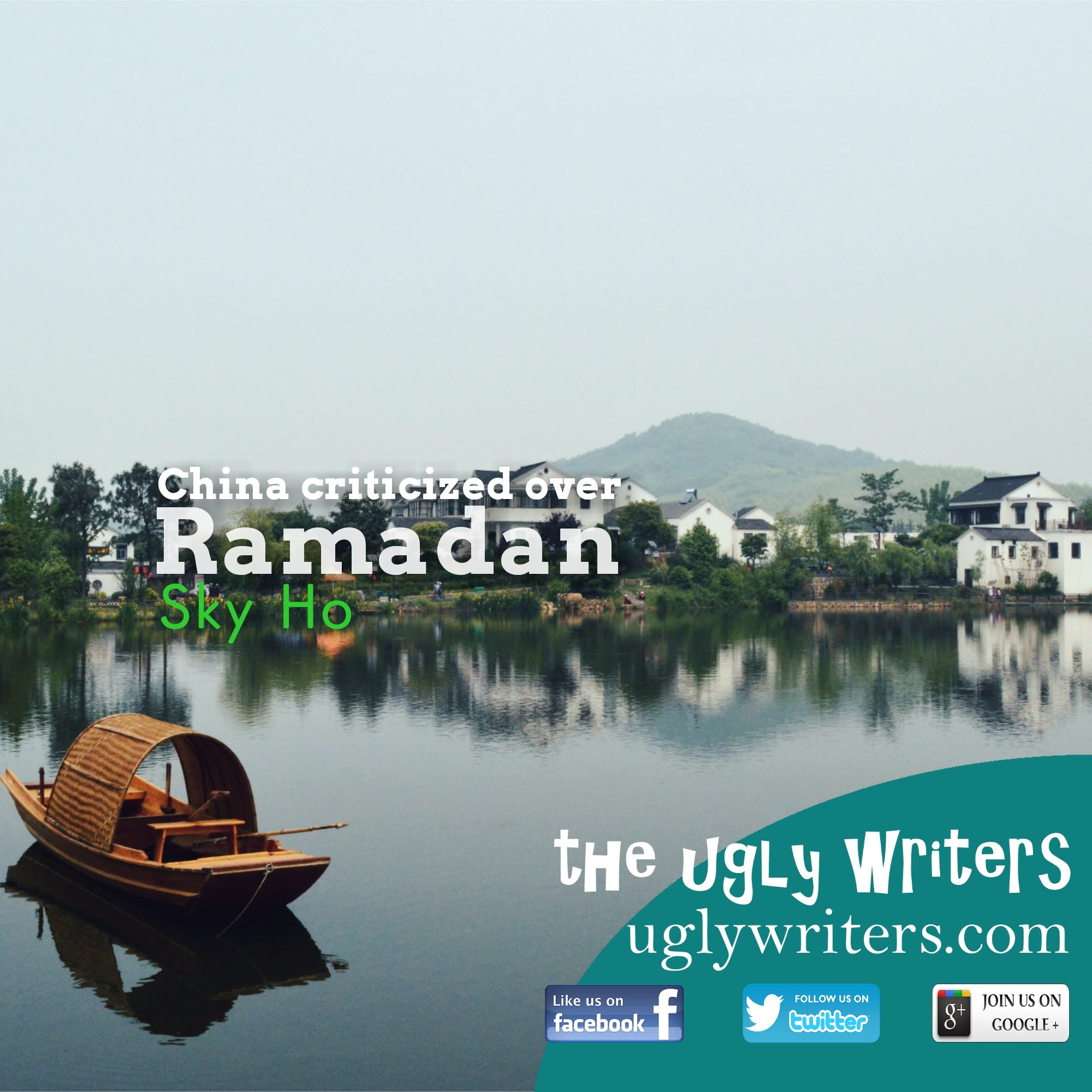 Ramadan theuglywriters