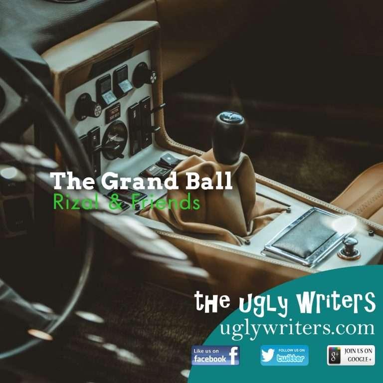 grand ball theuglywriters