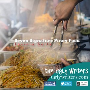 seven pinoy food