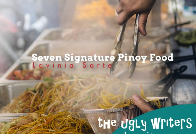 seven pinoy food
