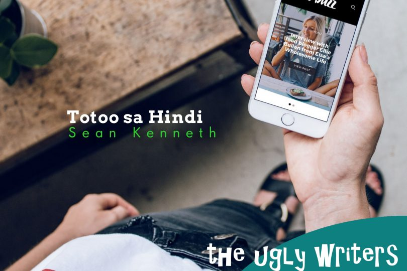 fake news totoo sa hindi the ugly writers