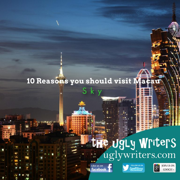 Macau the ugly writers