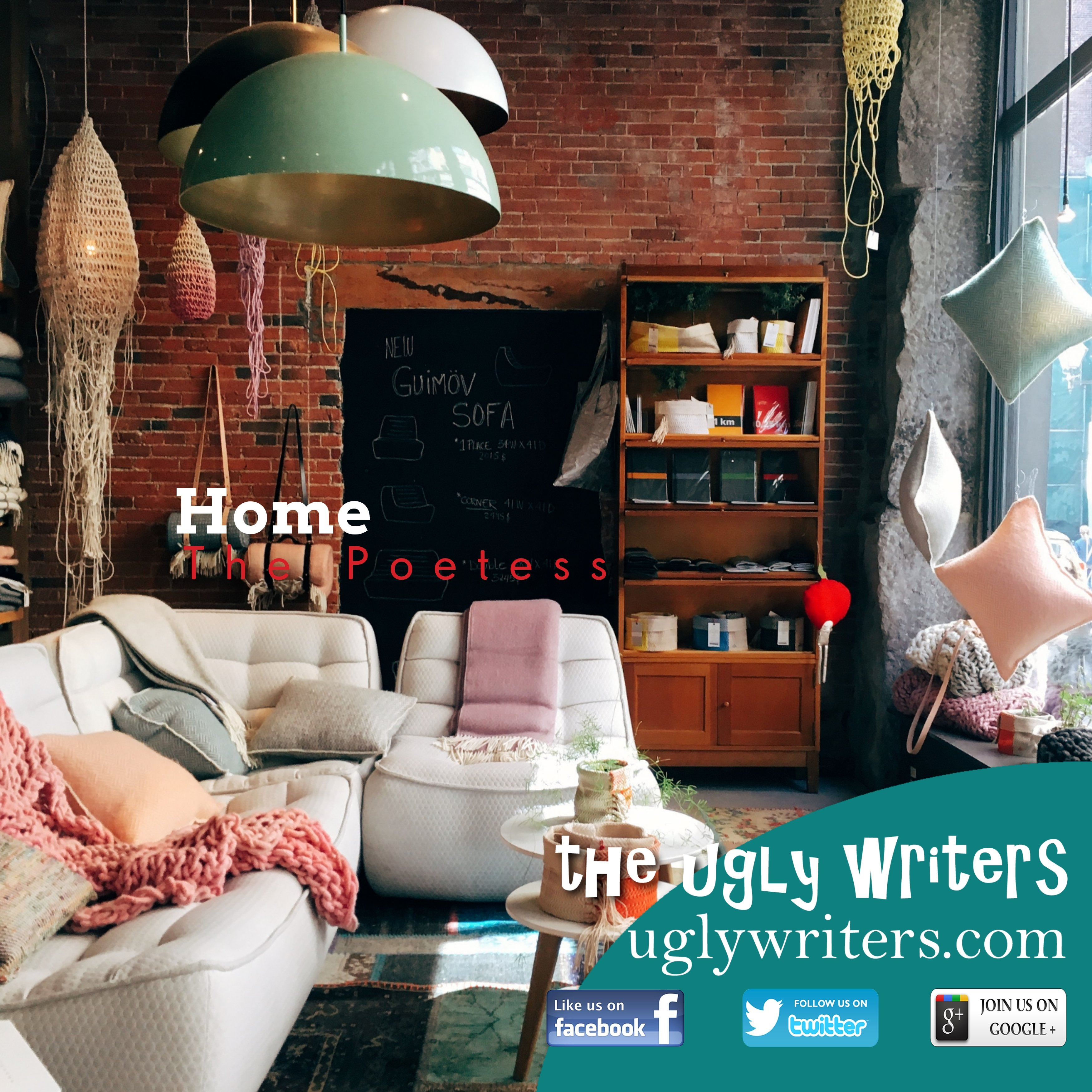 Home the ugly writers