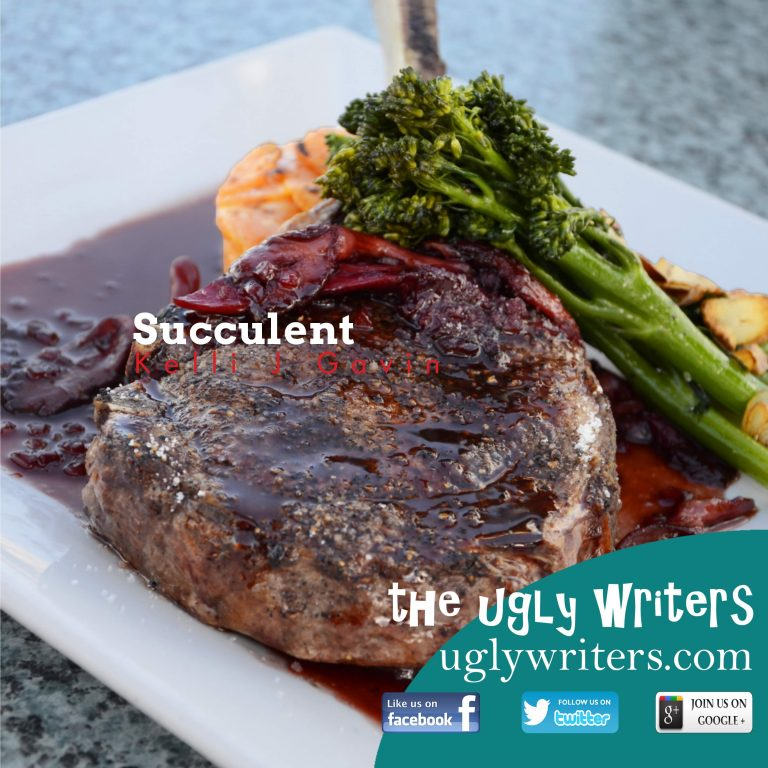 succulent the ugly writers