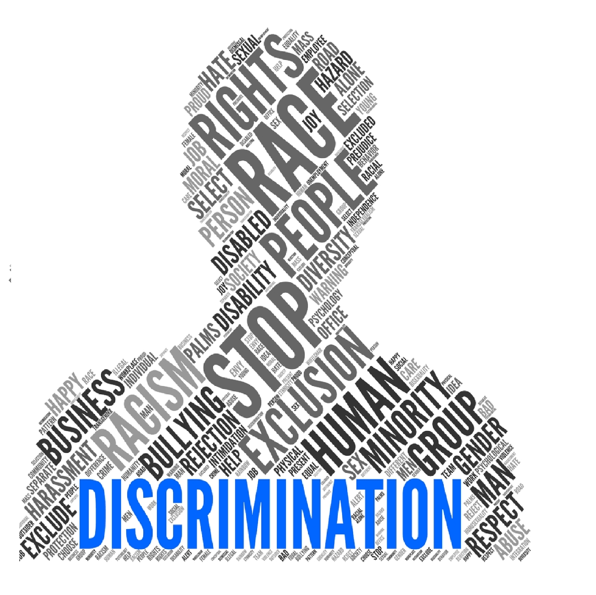 discrimination everywhere Sometimes the law is on your side in cases of employment discrimination and sometimes it isn't if you are a woman, person of color, older or disabled, chances are high that if you fought the.