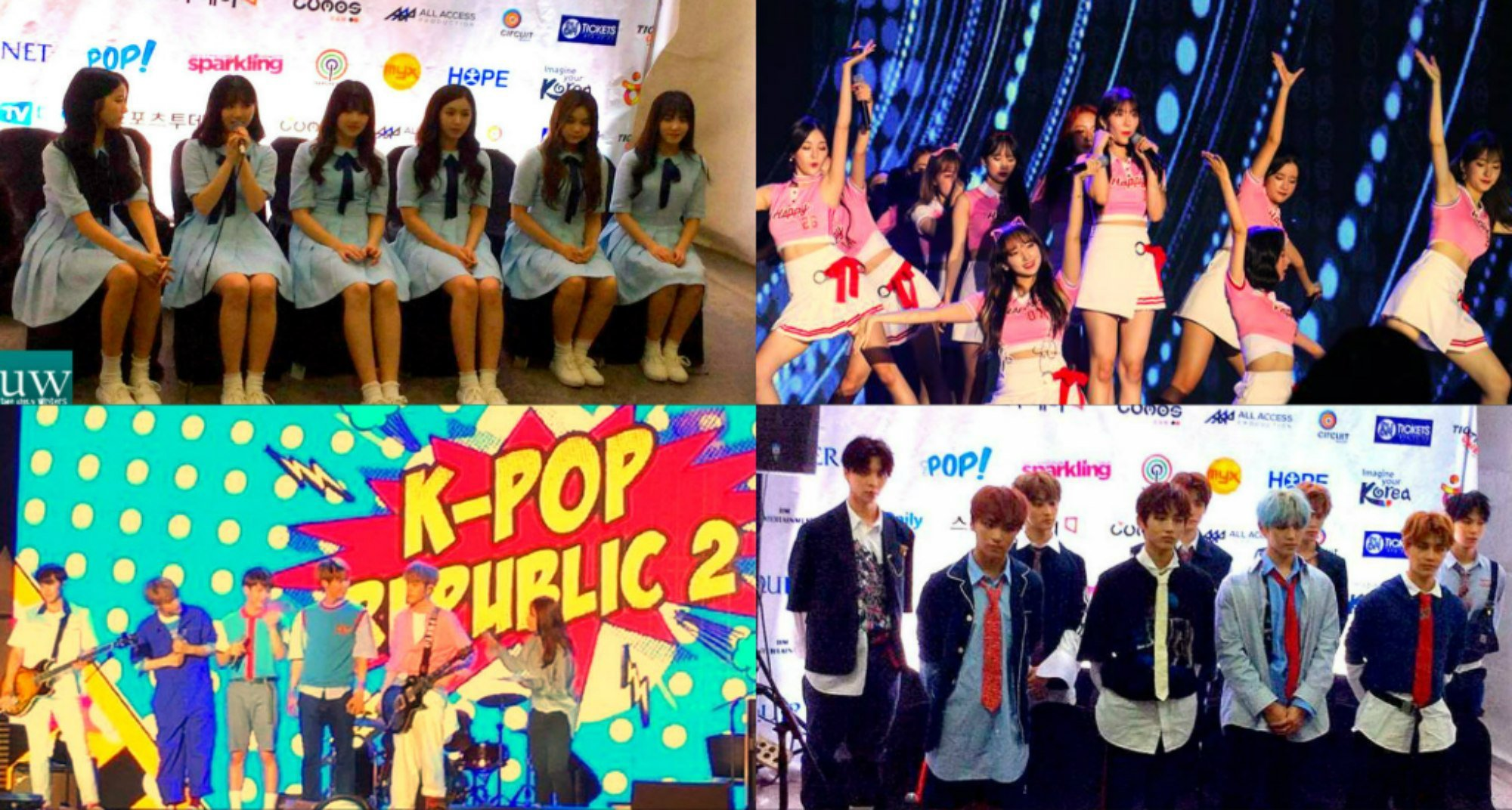 kpopped   korean idols electrifies pinoy millennials anew in kpop republic 2